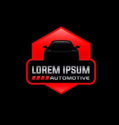 Auto logo emblem vector
