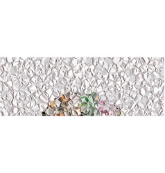 Background crumpled foil vector