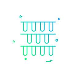 Bounties icon design vector