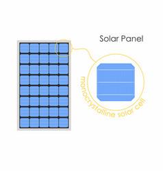 Solar panel 2 vector