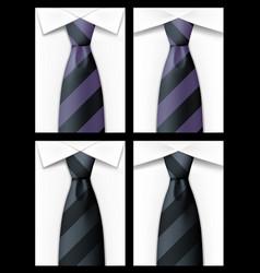 Tie background vector