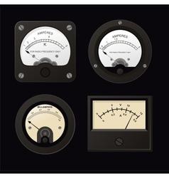 Volt-Amper vector image vector image