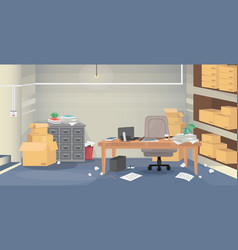 A bad example of a workplace vector
