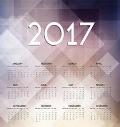 Calendar design 0709 vector