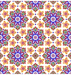 Islamic pattern small vector image