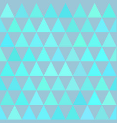 Seamless pattern with colorful triangles vector