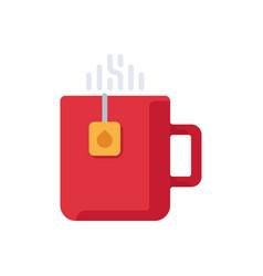 tea icon sign symbol vector image