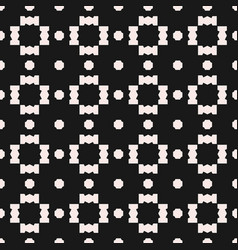 Seamless pattern with jagged figures vector