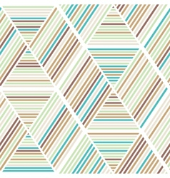 Seamless abstract geometry background pattern vector