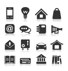 Icon for web3 vector image vector image