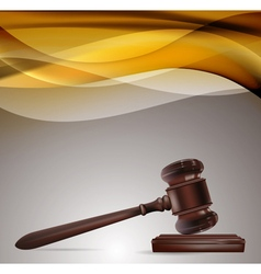 justice background vector image