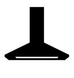 Kitchen hood vector