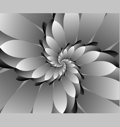 Abstract floral design background wallpaper vector