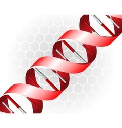 DNA backgound vector