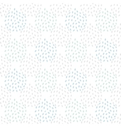 Abstract Gray Leaves Texture Seamless vector image