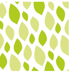 fun summer patterns with multicolored leaves vector image vector image