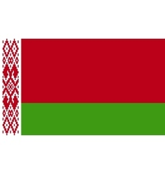 Belarus flag image vector