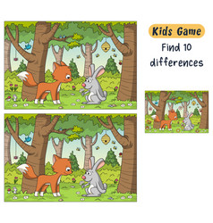 Game for kids vector