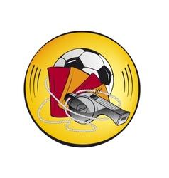 Football - Soccer vector image vector image