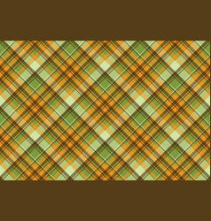 bright color check plaid seamless pattern vector image