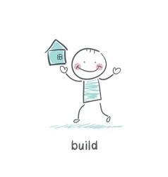 builder vector image