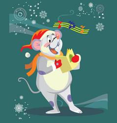 Christmas image 8 vector
