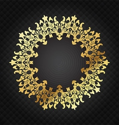 decorative background 0806 vector image vector image