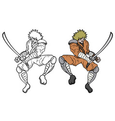 Samurai attack vector