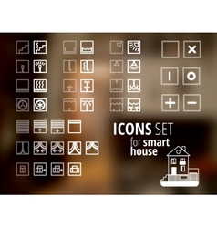 icons22 vector image