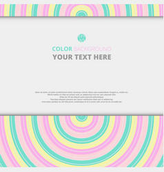 abstract background of sweet color with free vector image