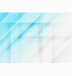 grey and blue contrast technology background vector image