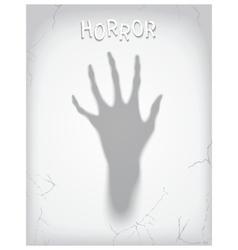 Horror vector