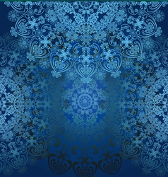 44441blue vector image vector image