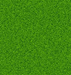 Seamless grass field vector
