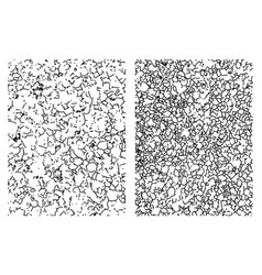 a set of abstract backgrounds with old rock stone vector image
