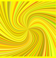 geometric swirl background - from rotated rays in vector image