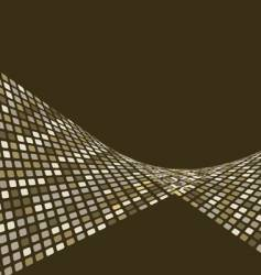 Mosaic tiles background vector
