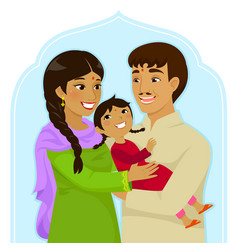 National girl child day of india vector