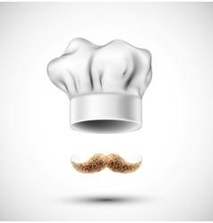 Accessories cook vector image vector image