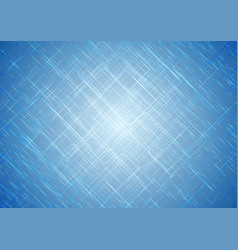 tech shiny abstract blue background vector image vector image