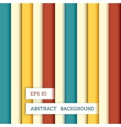 Abstract Lines Background vector image vector image