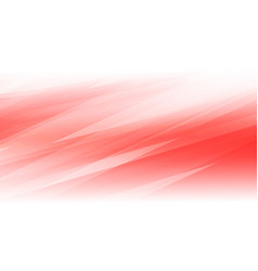abstract shapes on red background vector image