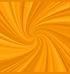 geometric spiral background from spinning rays vector image
