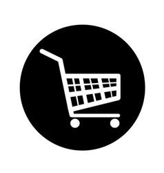Shopping cart icon design vector
