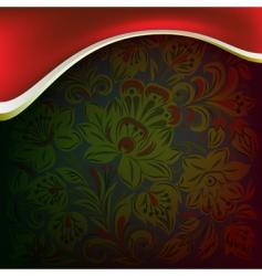 wallpaper template vector image