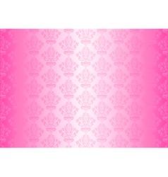 pink wallpaper vector image vector image