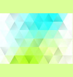 abstract background design eco green vector image