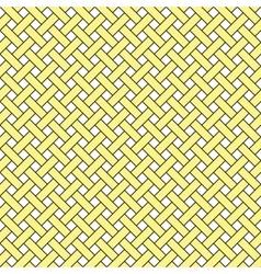 Basket Weave Seamless Pattern vector