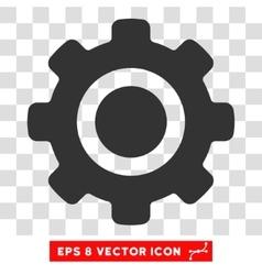 Gear Eps Icon vector