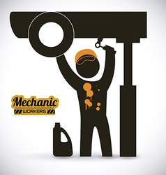 Mechanic design vector